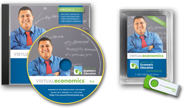 Virtual Economics CD-ROM